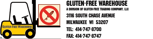 Gluten Free Warehouse Logo
